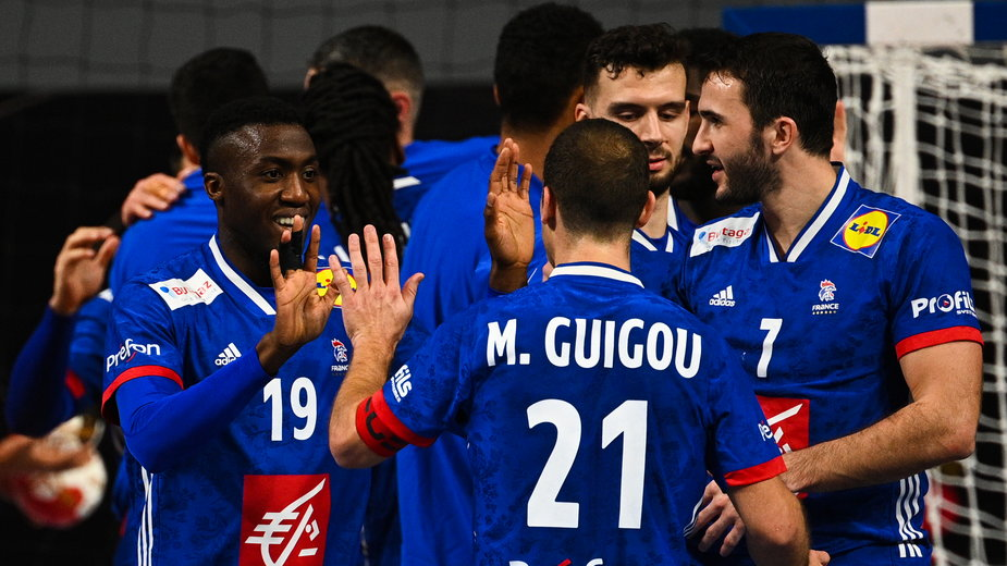 Reprezentacja Francji w piłce ręcznej