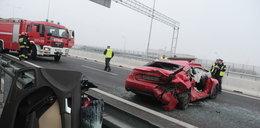 Zderzyło się sześć aut