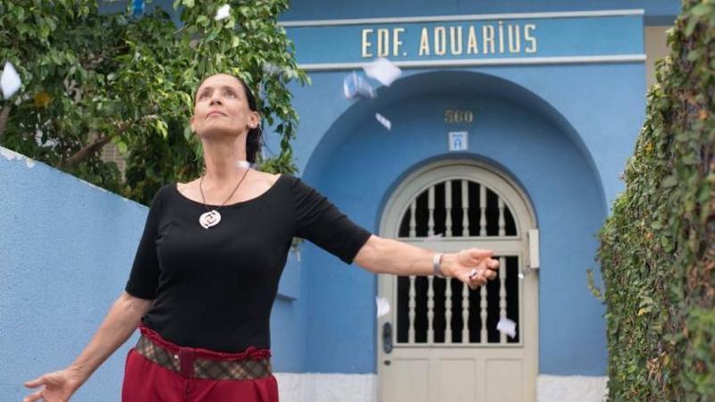 """Aquarius"" - kadr z filmu"