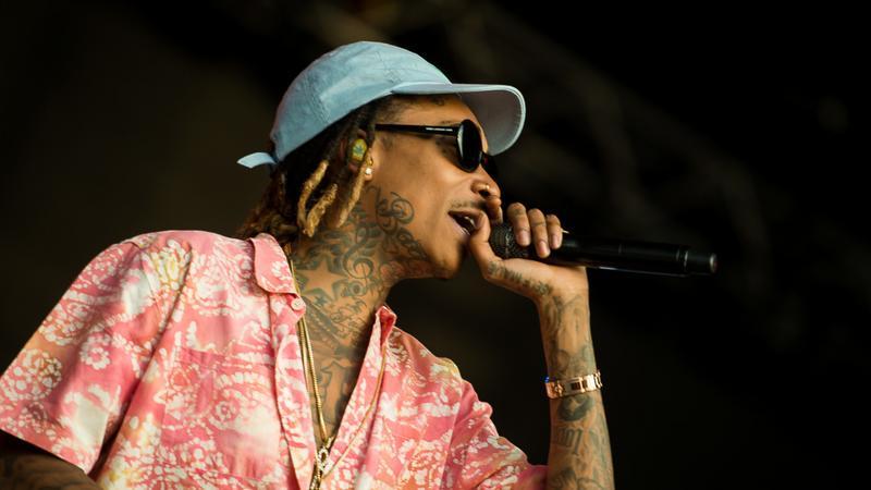 Wiz Khalifa na Open'er Festival 2016