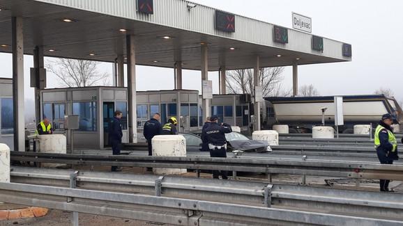 Teška nesreća kod Doljevca, jedna osoba poginula, među povređenima i Zoran Babić