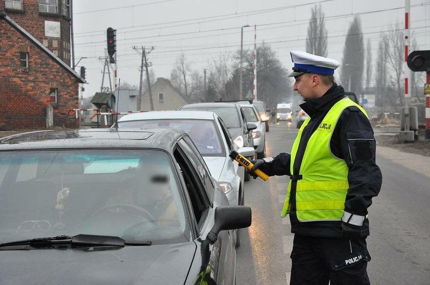 Pijani kierowcy bezkarni zimą?