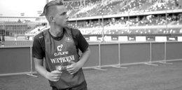 Wzruszające pożegnanie młodego piłkarza. Film