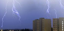 Alert RCB dla pięciu województw! Gwałtowne burze, grad, silny wiatr i ulewny deszcz w centralnej i wschodniej Polsce