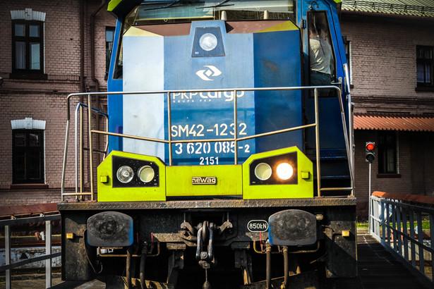 PKP Cargo - lokomotywa spalinowa
