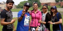 Gwiazdy Bollywood kręcą w Krakowie