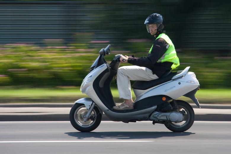Polisa OC na motorower, mimo zwyżek, nie będzie droga