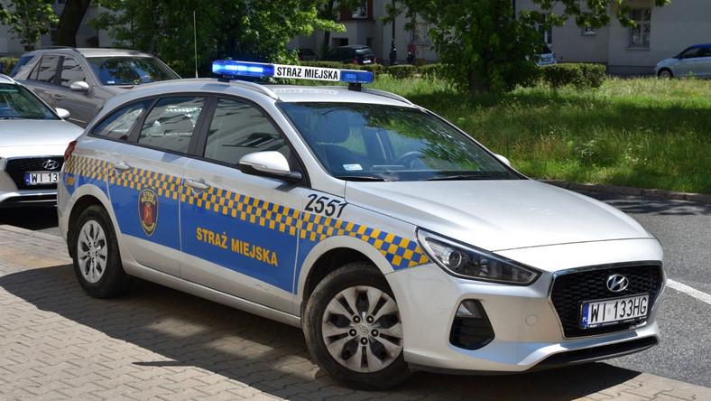 Warszawska straż miejska
