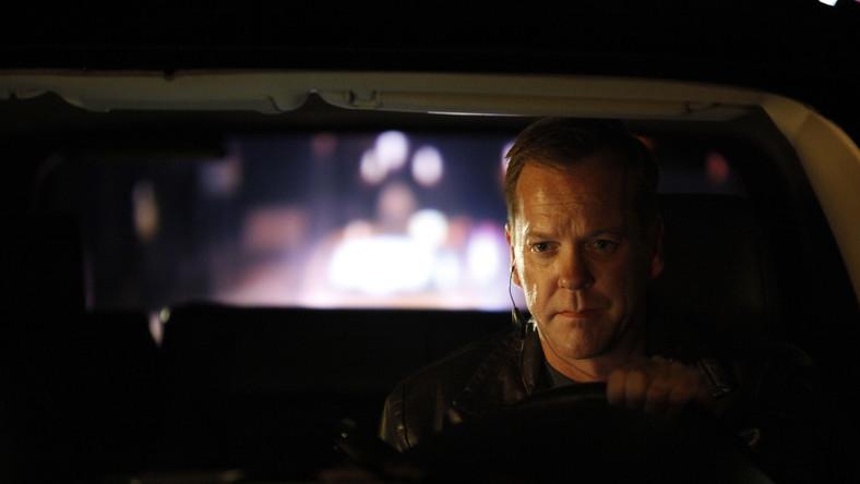 Kiefer Sutherland w ostatniej akcji