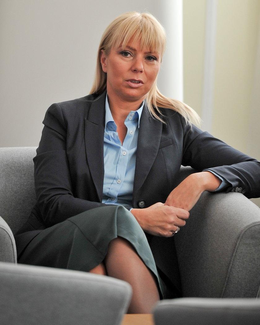 Elżbieta Bieńkowska, komisarz ds. przemysłu i rynku wewnętrznego