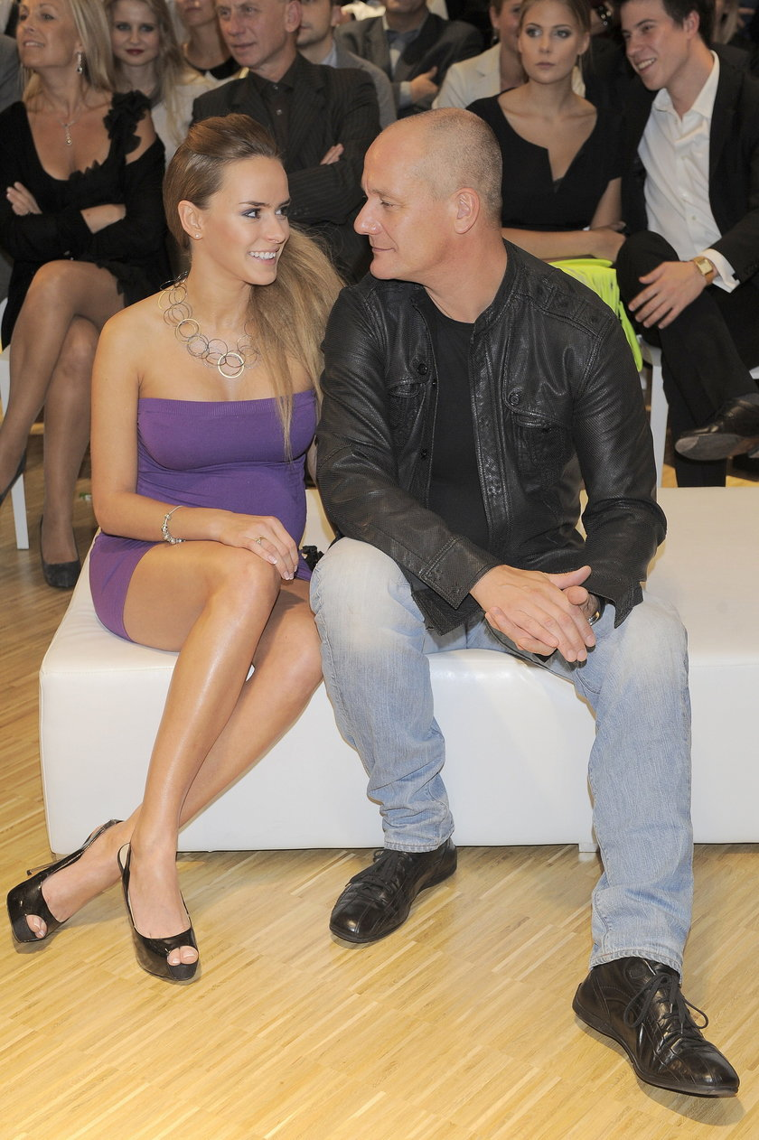 Monika Ordowska i Piotr Zelt
