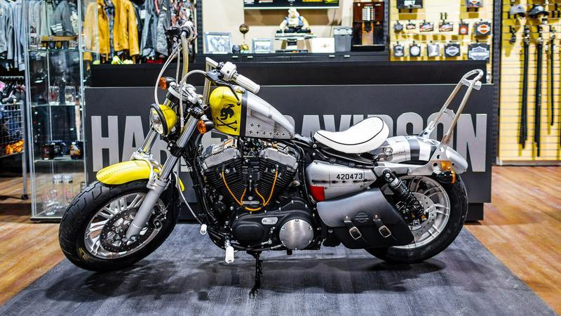 Harley-Davidson Sportster - Łódź