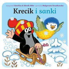 Krecik, fot. Wydawnictwo Bajka