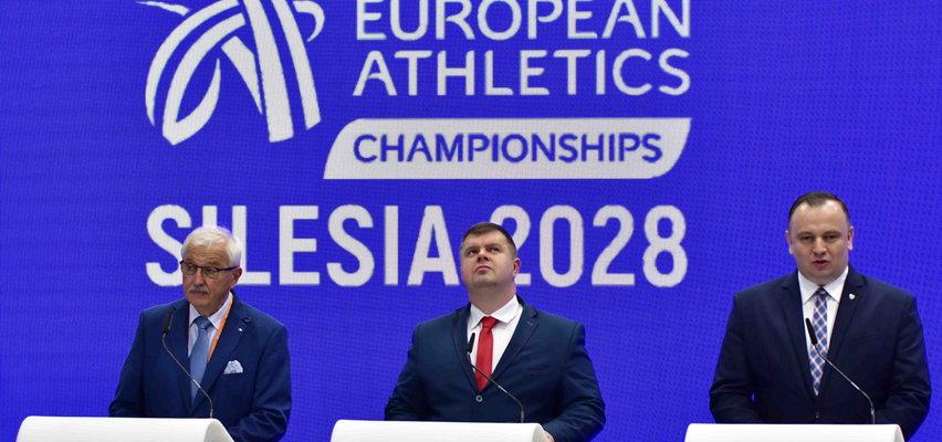 Duża sportowa impreza w Polsce. Lekkoatletyczne ME w Chorzowie!
