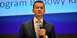 Morawiecki obiecuje 1400 zł emerytury