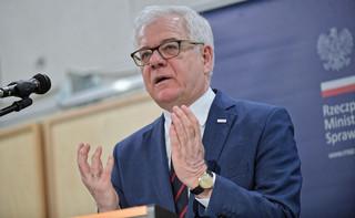 Czaputowicz: W pełni popieram wniosek prokuratora generalnego do TK