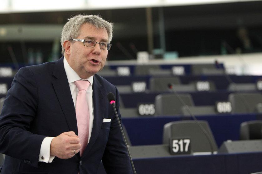 Szokujące słowa Czarneckiego o europosłance PO