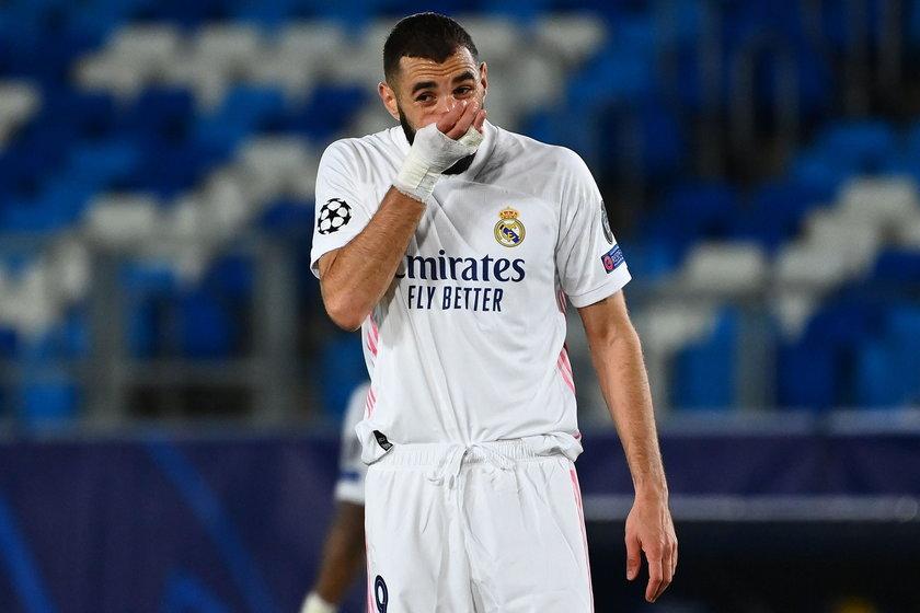 Real Madryt przegrał drugi mecz z rzędu i to u siebie.