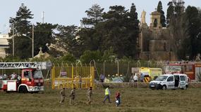 Katastrofa samolotu na Malcie