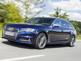 Audi S4 Avant – dyskrecja to jego drugie imię   TEST
