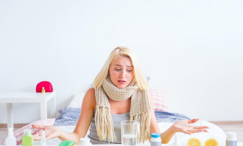 Złapałeś przeziębienie? Wypij herbatkę z cebuli