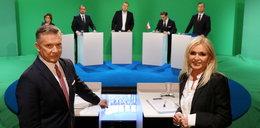 Debata wyborcza w TVN24. Nieoczekiwana zmiana