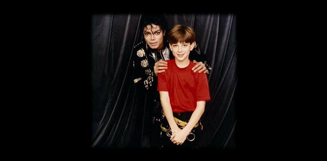 Džimi i Majkl Džekson