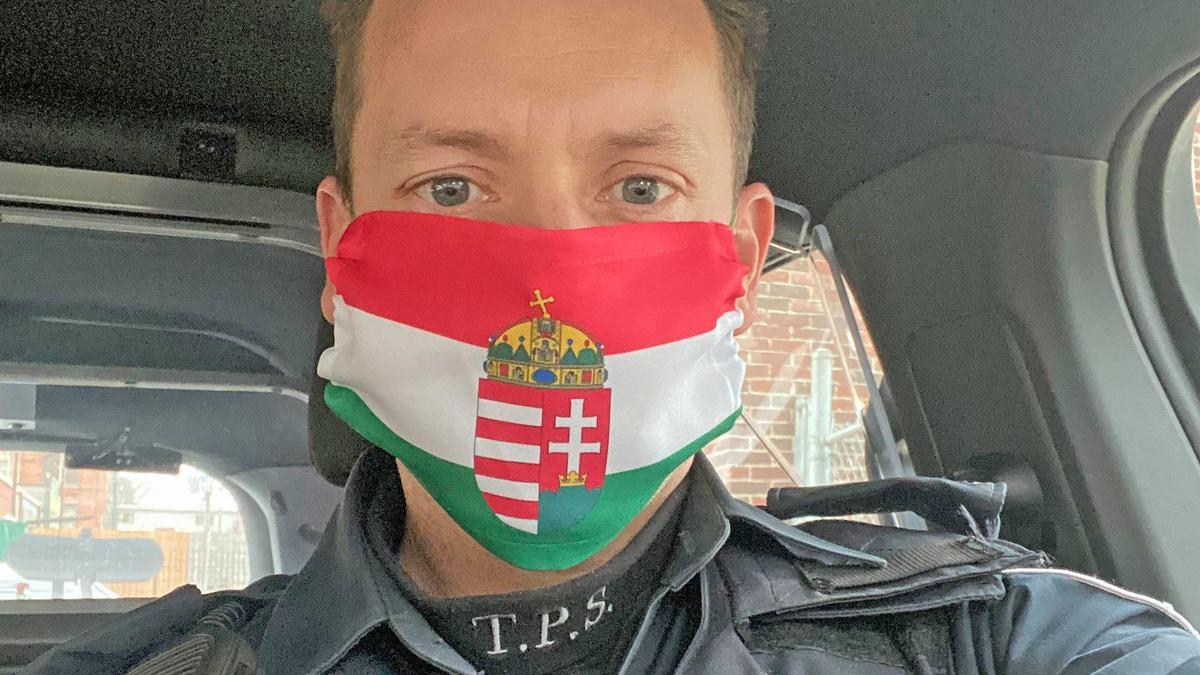 Sztárzsaru lett Kanadában a magyar autókereskedőből - hihetetlen történet Keszthelytől Ontarióig
