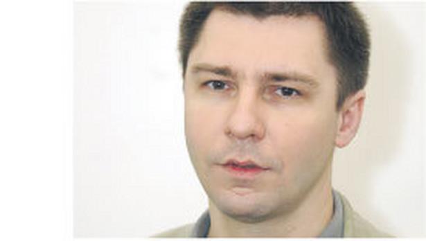 Marek Staniewski, dyrektor wydziału informatyki w Urzędzie Miasta w Bydgoszczy
