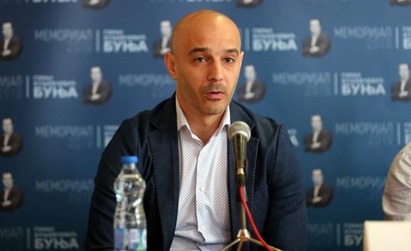Mirko Bunjevčević, rođeni Goranov brat