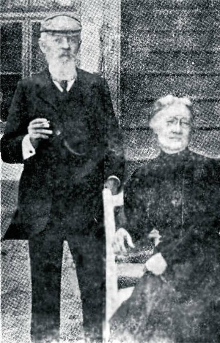 Atila i Irma Okoličanji, foto privatna arhiva