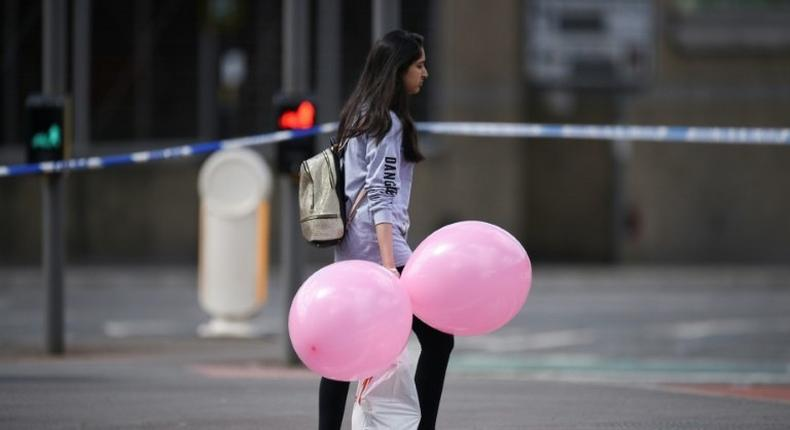 Many people have taken to social media to find their loved ones after the deadly bomb attack on a pop concert in the British city of Manchester