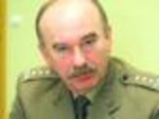 płk Stanisław Ruman – szef Zespołu do spraw Profesjonalizacji Sił Zbrojnych Fot. Wojciech Górski
