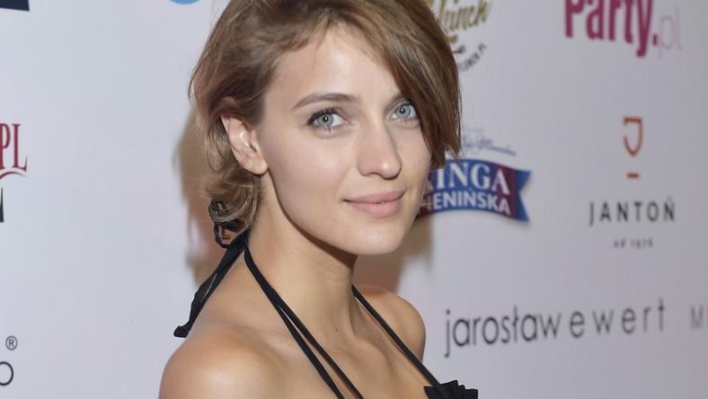 Modelka, a obecnie już także gwiazda telewizyjna, urodziła się w 1986 roku we Wrocławiu i...