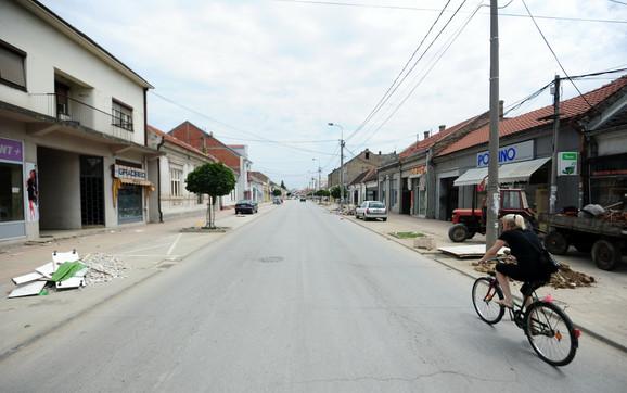 Pusta glavna ulica