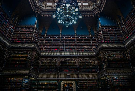 Portugalska kraljevska biblioteka u Rio de Ženeiru