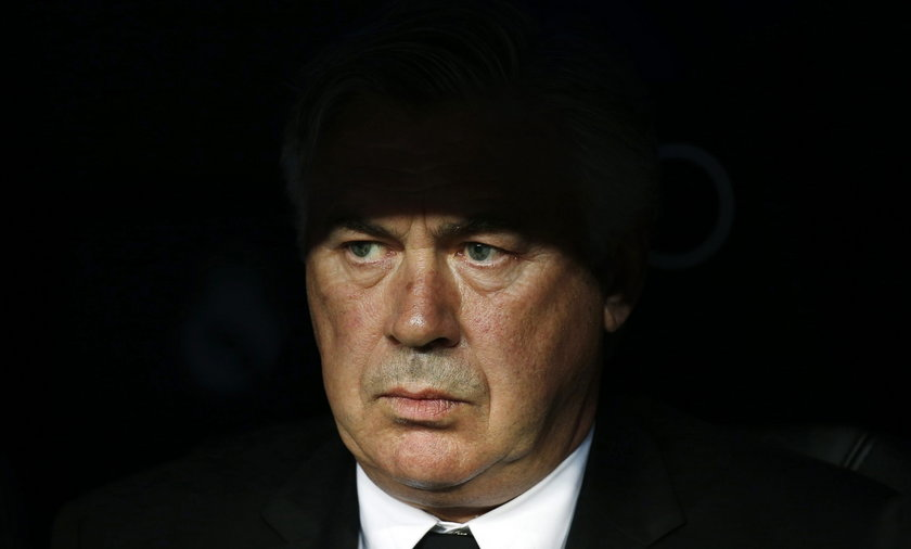 Carlo Ancelotti wypiął się na fortunę