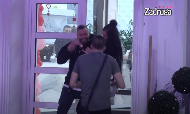 Nenad Aleksić Ša i Tara Simov