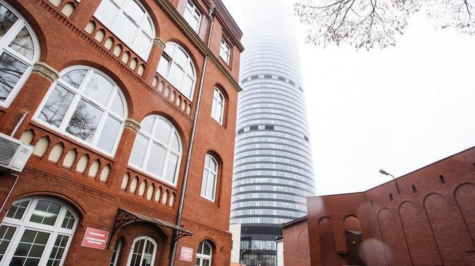 Dolnośląskie Centrum Onkologii we Wrocławiu