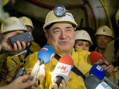 Minister Grzegorz Tobiszowski ogłosił, że węgiel ma stanowić ponad 50 proc. miksu energetycznego Polski