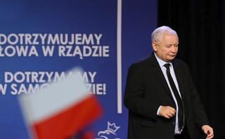 Prezes PiS o taśmach: Nie zmieniły mojego podejścia do Mateusza Morawieckiego
