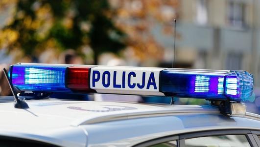 Atak kiboli na policjantów. Pierwsze zarzuty