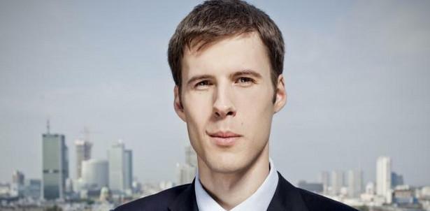 Maciej Bitner główny ekonomista Wealth Solutions, sekretarz Komitetu Obywatelskiego ds. Bezpieczeństwa Emerytalnego