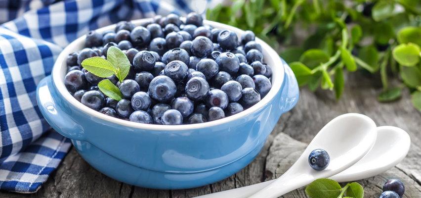 Wykorzystaj w pełni sezon na jagody! Są zdrowe i pyszne
