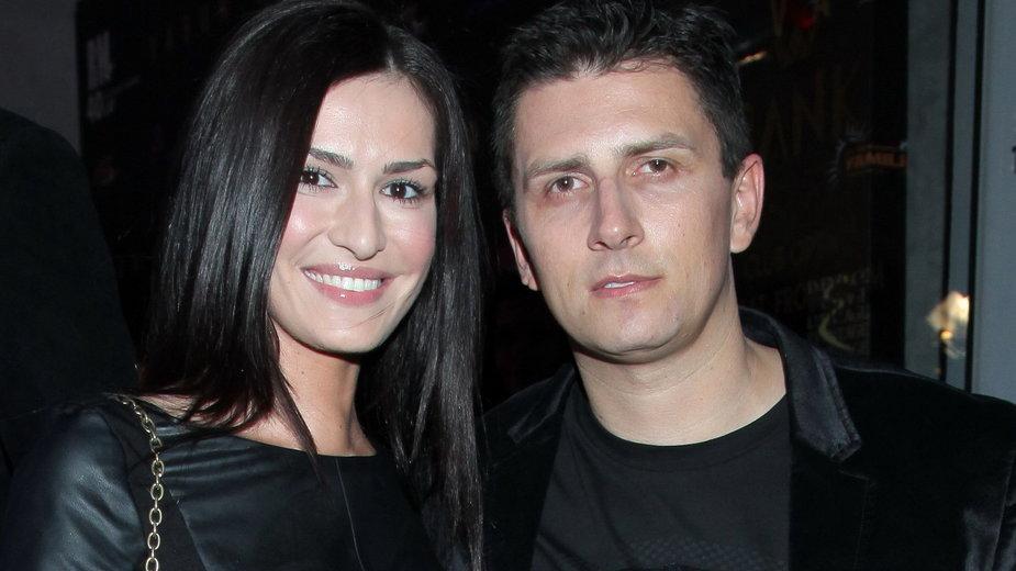 Joanna Chętnik-Borek, żona Mateusza Borka