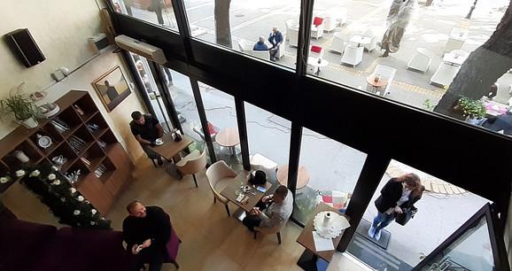 Kafić u Subotici