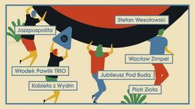 63 wydarzenia podczas 18 godzin Wianków – Święta Muzyki w Krakowie