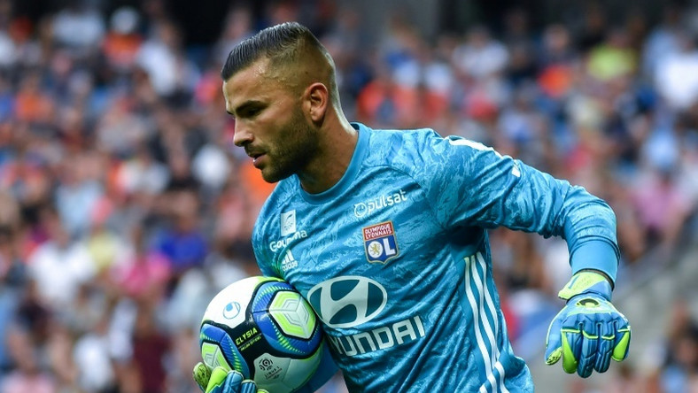 Anthony Lopes joined Lyon as a nine-year-old boy