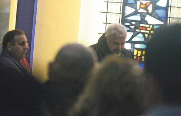 Aleksandar Vasović (desno)