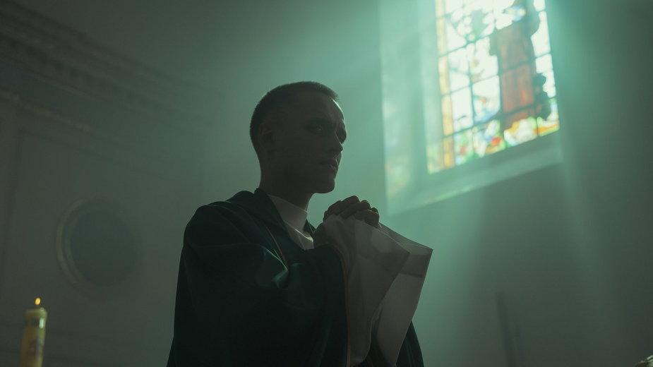 """Bartosz Bielenia w filmie """"Boże Ciało"""""""